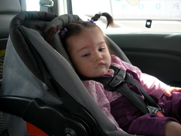 Hardly anyone leaves their child in their car seat maliciously - most deaths in hot cars are a result of a careless mistakes by a loving caregiver.