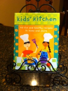 Kid's Kitchen Cards from Barefoot Books