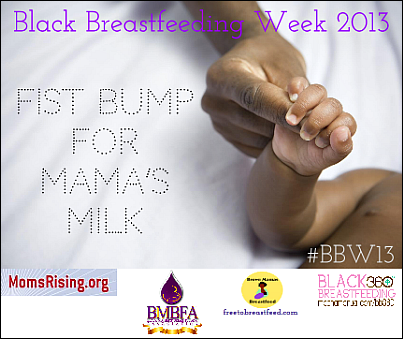 Black Breastfeeding Week & Mocha Manual