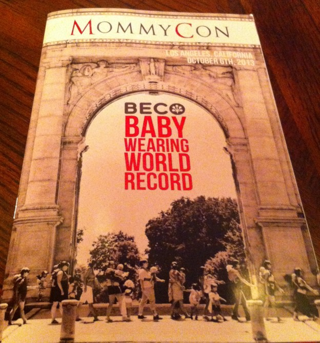 Sweet Pea Births goes to MommyCon LA!