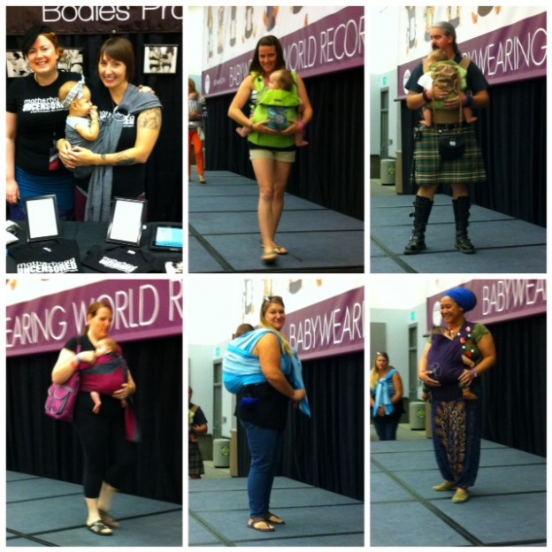 Fashion Show at Mommy Con LA - pics by Sweet Pea Families