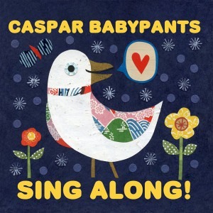 caspar_babypants_sing_along_album_cover
