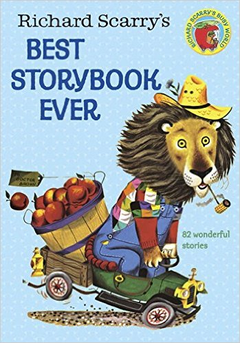 BLOG SPF RichardScarryBestStorybookEver